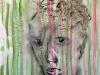 J.Styng_Kaunis mieli, 2014, Pastelliliitu, sivellintussi, liima, 100x80x4cm